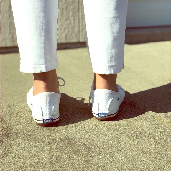 Keds Shoes | Womens Courty Leather
